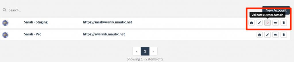 Configuration and Settings - Mautic