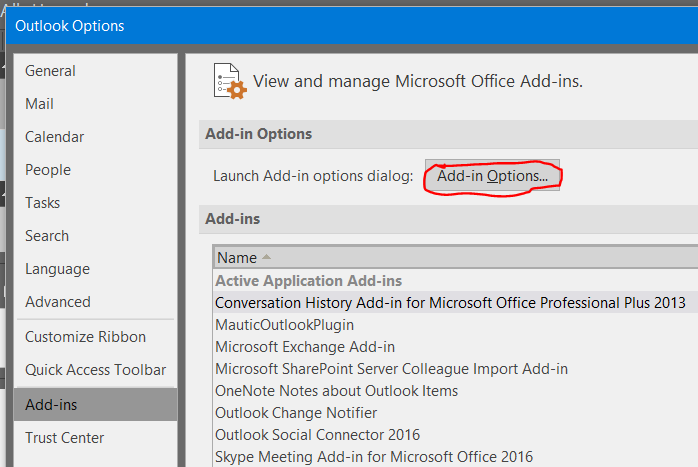 How to Use the Microsoft Outlook Plugin - Mautic
