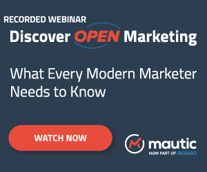 Discover Open Marketing